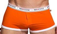 United Boxer Orange
